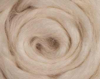 RawCo. Wenslydale 1 Pound  Wool Top Roving
