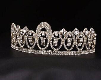 Scallop Queen Tiara