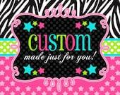 Custom Listing For Kimberly K.