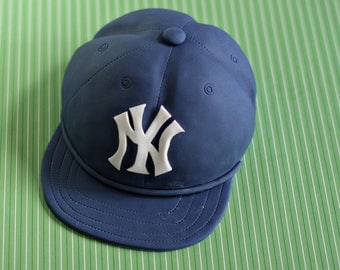 Fondant Baseball Cap Cake Decoration for a Sports or Baseball Themed Birthday Cake