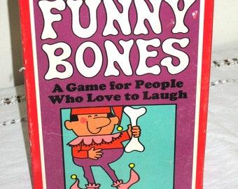 1968 Parker Brothers Funny Bones Game