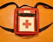 Left4Dead First Aid Kit - MESSENGER/BACKPACK