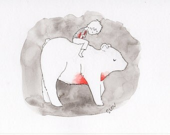 A Bear and Her Boy 11