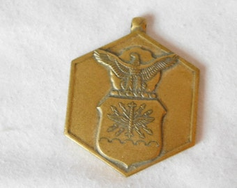 Vintage United States Air Force  Medal for Military Merit For Repurpose