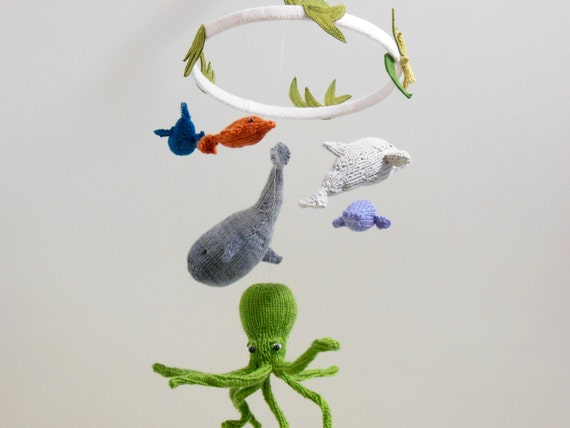 ocean baby mobile baby mobiles sea creatures mobile fish