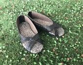 Sandalias de verano para Minifee, zapatos BJD, Jid, msd en caja