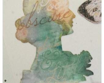 Grandmother's Keepsakes Stickers for Scrapbooks, Journals, Cards, Crafts and more
