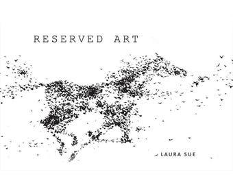 Custom Art Reserved for Andrea