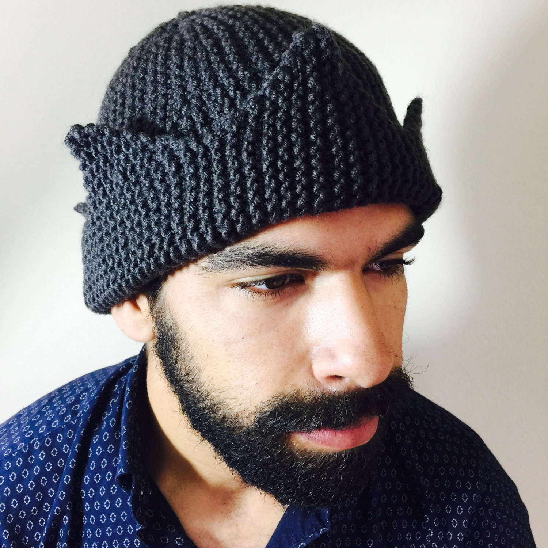 Knitting Pattern Jughead Hat : Jughead Hat Whoopee Cap Riverdale Jughead Beanie Crown