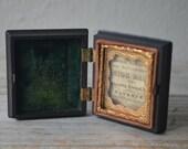 Miniature Gutta Percha Case