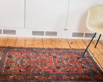 DISCOUNTED 3x4.5 Vintage Lilihan Rug
