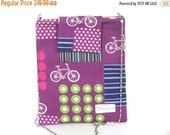 CHRISTMAS SALE Bicycle iPad Cover, Back to School ipad Sleeve, ipad Case, Purple iPad, New iPad cover, Bicycle Print iPad Case