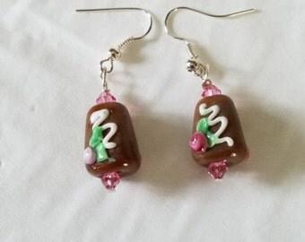 ON SALE Candy Earrings