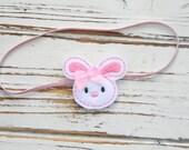 Easter Headband - Easter Bunny Headband - Baby Easter Headband