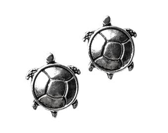 Turtle Cufflinks - Gifts for Men - Anniversary Gift - Handmade - Gift Box Included