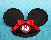 Classic Mousette FascinEar™ Fascinator With Ears- Original Design By Hat And Mouse