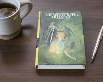 The Secret in the Old Attic Nancy Drew Journal