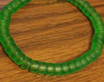 Grean Beaded Bracelet