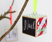 Personalised Christmas Decoration Ornament