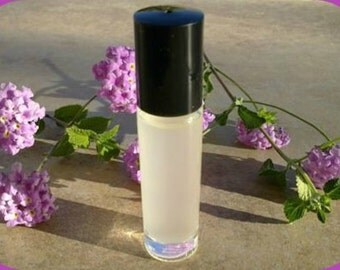 Patchouli Rose - Fragrance Perfume Roll-On Oil - 10 ml Bottle