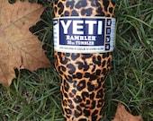 Cheetah Yeti! 30oz Rambler