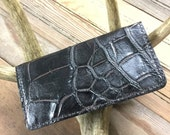 Roper wallet genuine Alligator