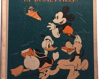 School Days in Disneyville by Caroline Emerson - 1939