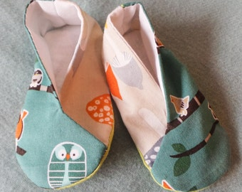 Japanese style baby bootie