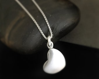 Remembrance Heart Urn Necklace  - Custom - Stainless Steel - Sterling Silver - Ashes Jewelry - Memorial Jewelry - Sympathy Gift - Cremation