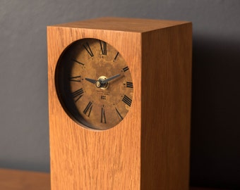 Modern desk clock | Etsy