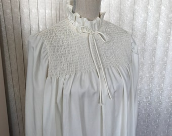 Vintage smock style dress by The Kollection, Ltd.