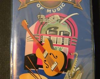 Unopened Vintage cassette, Legends of Music