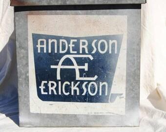 Anderson Erickson Milk Box