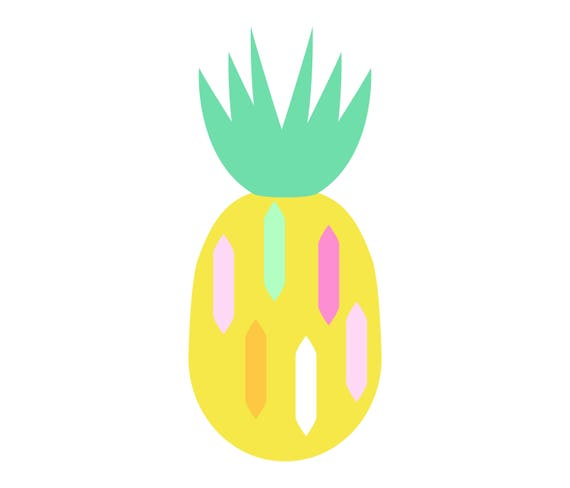 cute pineapple clipart. pineapple clipart, pineapples set, pine vector pineapple, doodle modern cute sticker, fun ananas, ai eps png clipart c