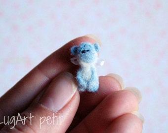 Sweet tiny bear.