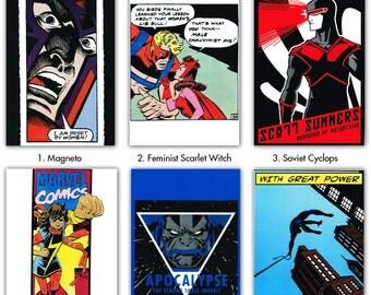 Marvel Miniprints