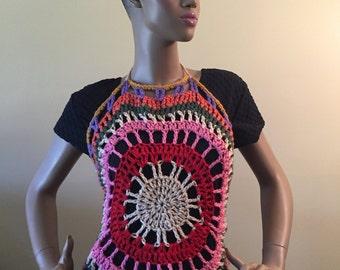 Crochet Circle Wrap