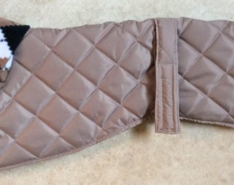 Readymade winter whippet coats and jackets