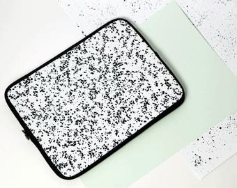 Regina Speckle print Laptop case