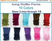 10% thur Cyber Monday Girls Ruffle Leggings, Triple Icing Ruffle Legging, Girls Ruffle Bottom Leggings, Toddler Ruffle Pants, Girls Ruffle P