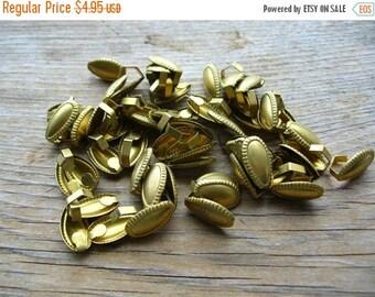 Christmas Sale Brass Finding Destash - Brass Findings - Brass Lot