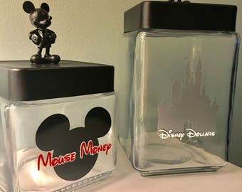 Disney Fund Jar