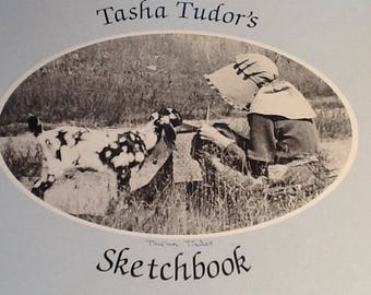 Tasha Tudor's Sketchbook