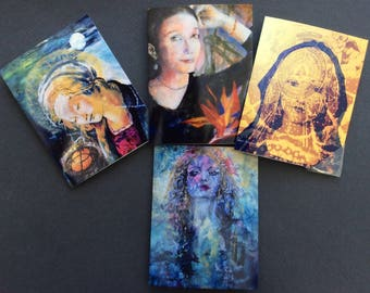 Women of the Dreamtime Notecards