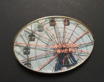 Belt buckle - Wonder Wheel