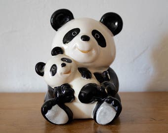 China Panda Money Box
