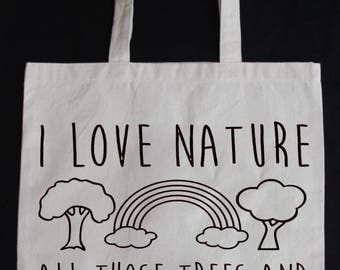 Reusable Grocery Tote Bag