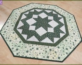 St Patrick's Day Quilted Table Topper Quilt 420