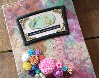 Bird and Flower Journal/Boho Journal