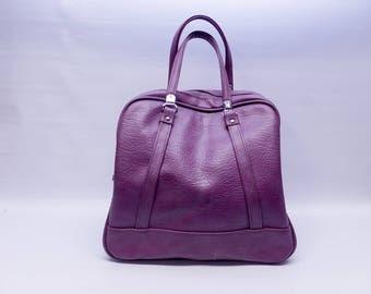 Fabulous purple weekend bag - American Tourister